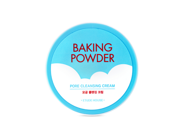 【ETUDE HOUSE】蘇打粉~極淨深層毛孔卸妝霜 BAKING POWDER PORE CLEANSING CREAM / 180ml