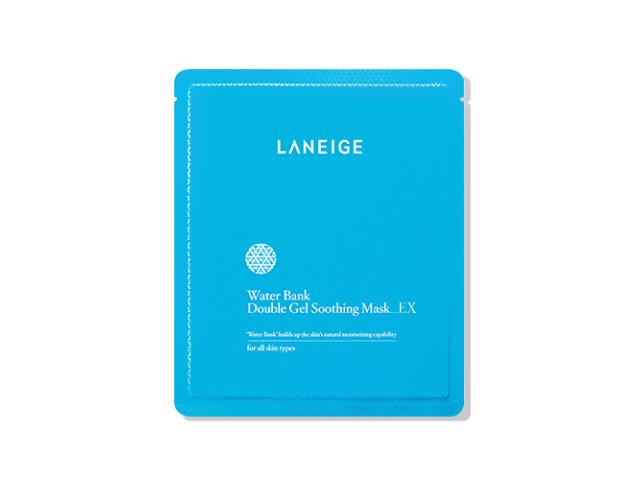 【LANEIGE蘭芝】水酷肌因保濕隱形果凍面膜 28g*5