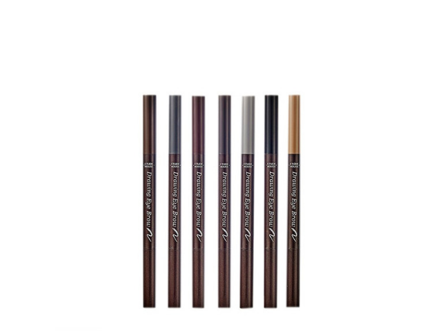 【ETUDE HOUSE】素描高手造型眉筆Drawing Eye Brow / 多色0.25g