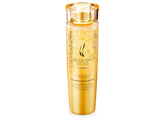 【A.H.C】黃金尊貴營養保濕化妝水 140ml
