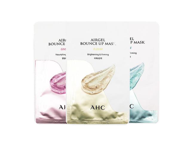 【A.H.C】凝膠彈力面膜Bounce Up Mask / 30g*5ea / 3款