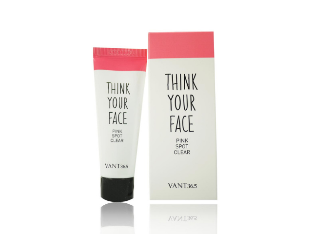 【VANT36.5】粉紅修護保濕霜Think Your Face Pink Spot Clear / 20ml