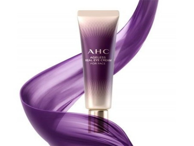 【A.H.C】第七代紫色尊爵逆齡永恆眼霜30g